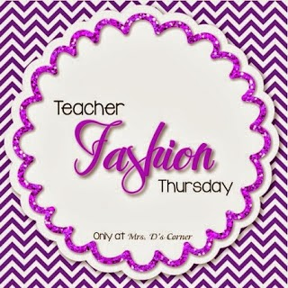 Teacher Fashion Thursday – V2