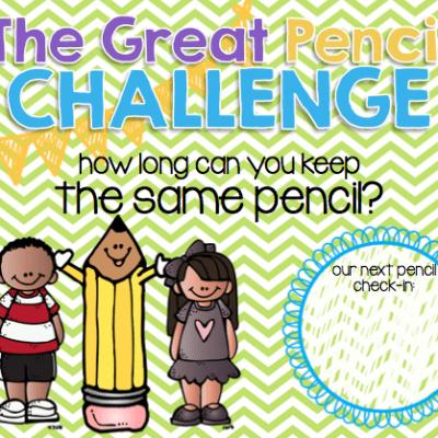 Pencil Challenge