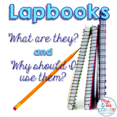What are Lapbooks and Why Should I Use Them?!