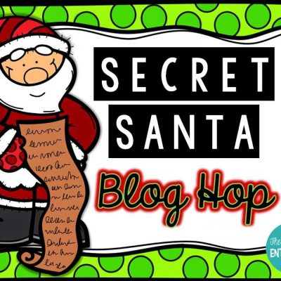 Secret Santa Blog Hop – Polar Express Freebie