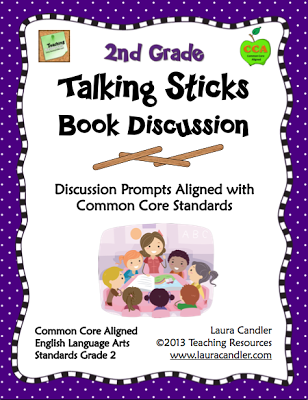 http://www.teacherspayteachers.com/Product/Talking-Sticks-Book-Discussion-2nd-Grade-CCSS-Aligned-323063