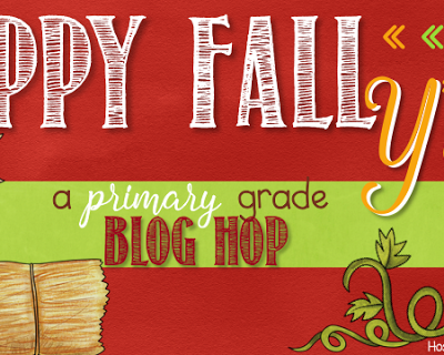 Happy Fall Y'all – A Primary Grade Blog Hop