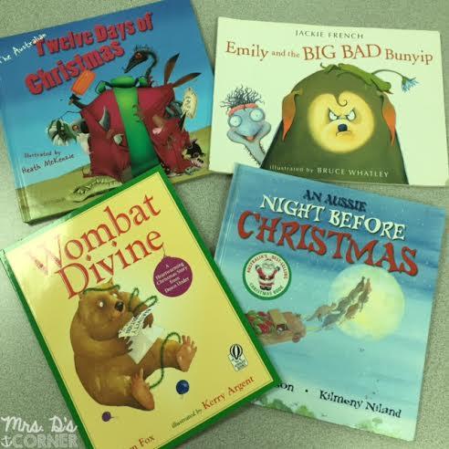 4 books for australia holidays around the world.