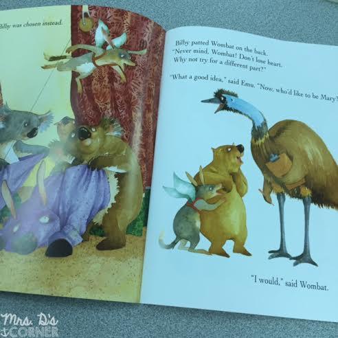 wombat divine. books for australia holidays around the world.