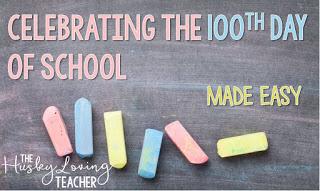 http://mrsdaileysclassroom.blogspot.com/2016/01/celebrating-100th-day-of-school-2-easy.html