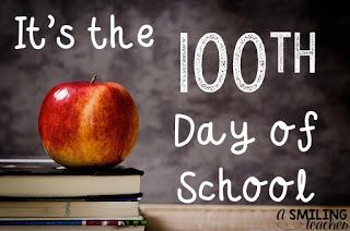 http://www.asmilingteacher.com/2016/01/100th-day-of-school-celebrations.html