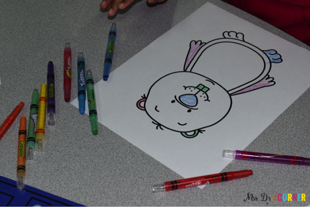 Free Groundhog's Day Craft and lesson plan to learn about shadows. Blog Post at Mrs. D's Corner.