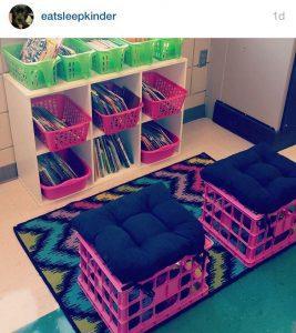 crate seats from eatsleepkinder