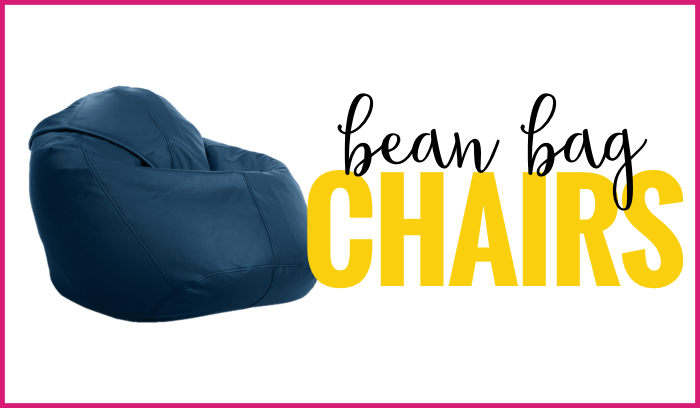 bean bag chairs flexible seating