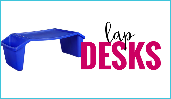 lap desks flexible seating