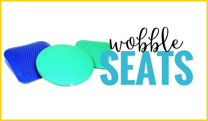 wobble seats flexible seating