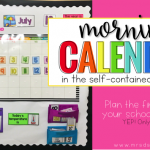 Calendar Time in the Self-Contained Classroom